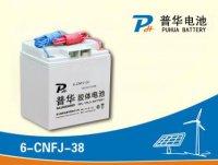 普华太阳能电池6-CNFJ-38