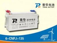 普华太阳能电池6-CNFJ-135