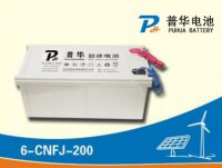 普华太阳能电池6-CNFJ-200